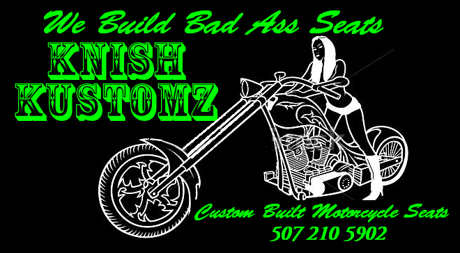 Custom Made Motorcycle Seats